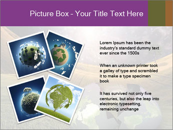 Earth egg PowerPoint Templates - Slide 23