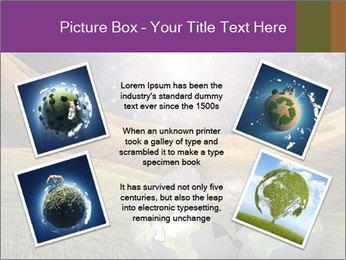 Earth egg PowerPoint Templates - Slide 24