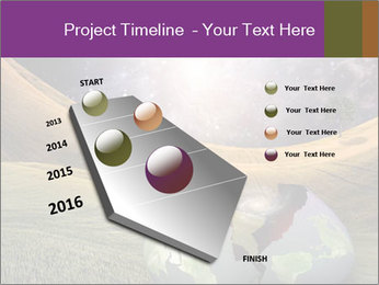 Earth egg PowerPoint Templates - Slide 26