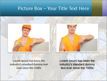 A tree surgeon cuts PowerPoint Templates - Slide 18