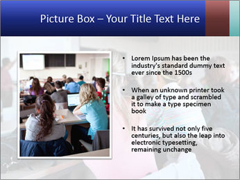 Pretty female PowerPoint Templates - Slide 13