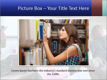 Pretty female PowerPoint Templates - Slide 15