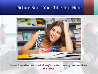 Pretty female PowerPoint Templates - Slide 16