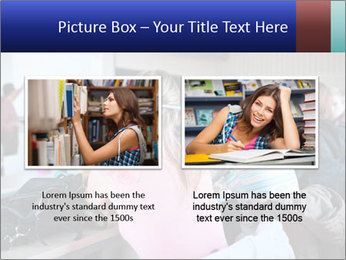 Pretty female PowerPoint Templates - Slide 18