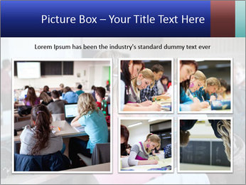 Pretty female PowerPoint Templates - Slide 19