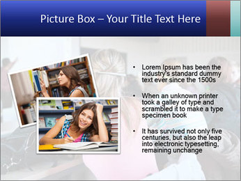 Pretty female PowerPoint Templates - Slide 20
