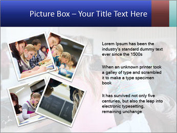 Pretty female PowerPoint Templates - Slide 23