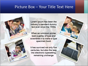Pretty female PowerPoint Templates - Slide 24