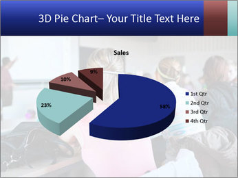 Pretty female PowerPoint Templates - Slide 35