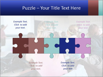 Pretty female PowerPoint Templates - Slide 41