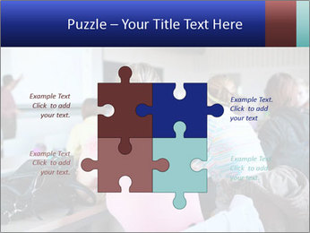 Pretty female PowerPoint Templates - Slide 43