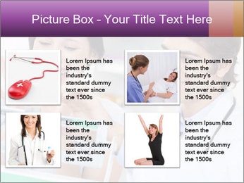 Excited patient PowerPoint Templates - Slide 14