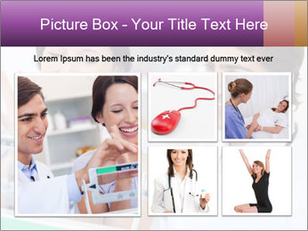 Excited patient PowerPoint Templates - Slide 19