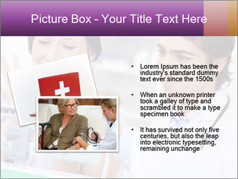 Excited patient PowerPoint Templates - Slide 20