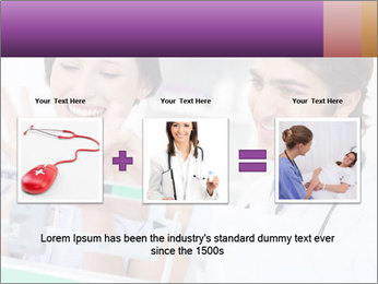 Excited patient PowerPoint Templates - Slide 22