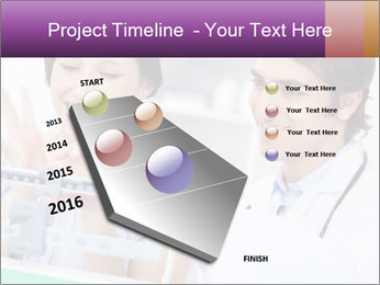 Excited patient PowerPoint Templates - Slide 26