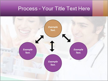 Excited patient PowerPoint Templates - Slide 91