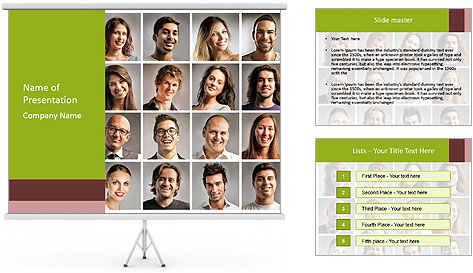 0000087148 PowerPoint Template