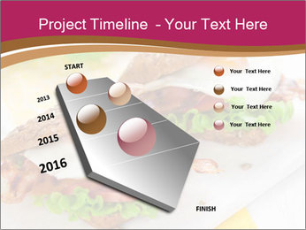 Fried egg PowerPoint Templates - Slide 26