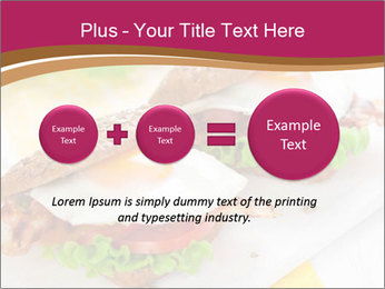Fried egg PowerPoint Templates - Slide 75