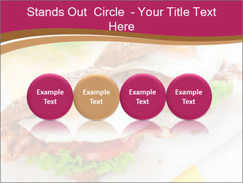 Fried egg PowerPoint Templates - Slide 76