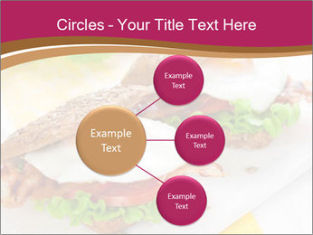 Fried egg PowerPoint Templates - Slide 79