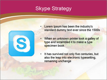 Fried egg PowerPoint Templates - Slide 8