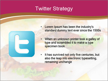 Fried egg PowerPoint Templates - Slide 9