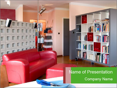 Room PowerPoint Template