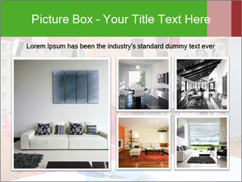Room PowerPoint Template - Slide 19