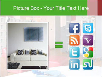 Room PowerPoint Template - Slide 21