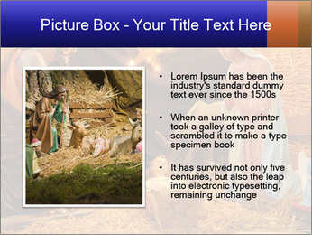 France nativity scene PowerPoint Templates - Slide 13