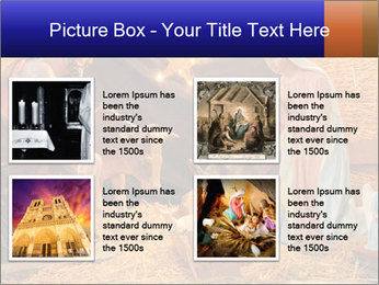 France nativity scene PowerPoint Templates - Slide 14
