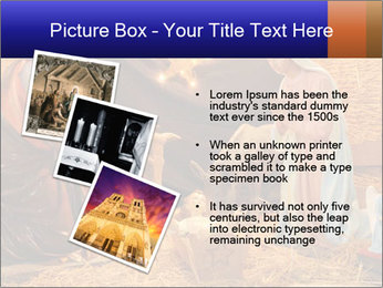 France nativity scene PowerPoint Templates - Slide 17