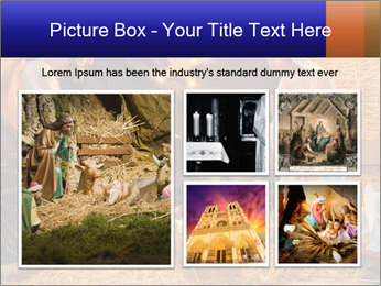 France nativity scene PowerPoint Templates - Slide 19