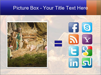 France nativity scene PowerPoint Templates - Slide 21