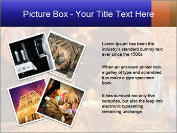 France nativity scene PowerPoint Templates - Slide 23