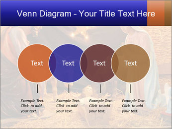 France nativity scene PowerPoint Templates - Slide 32