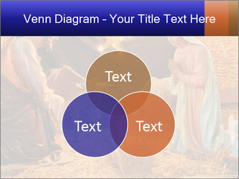 France nativity scene PowerPoint Templates - Slide 33