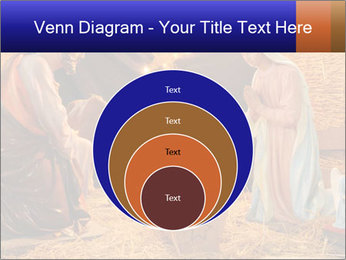 France nativity scene PowerPoint Templates - Slide 34