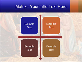 France nativity scene PowerPoint Templates - Slide 37