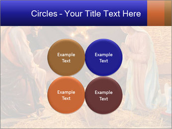 France nativity scene PowerPoint Templates - Slide 38
