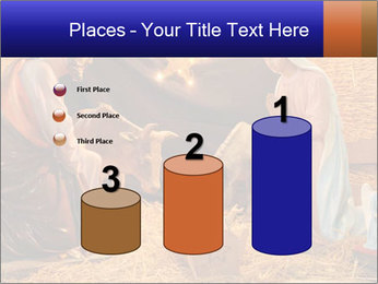 France nativity scene PowerPoint Templates - Slide 65
