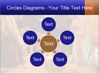 France nativity scene PowerPoint Templates - Slide 78