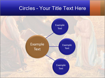 France nativity scene PowerPoint Templates - Slide 79