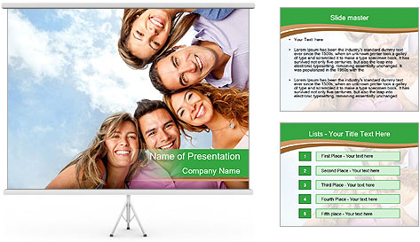 0000087157 PowerPoint Template