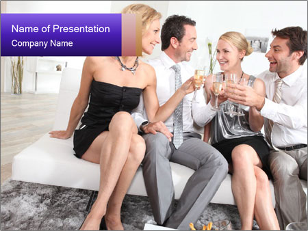 Couples PowerPoint Template