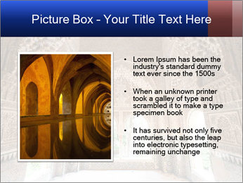 Patio of the lions room PowerPoint Templates - Slide 13