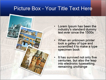 Patio of the lions room PowerPoint Templates - Slide 17