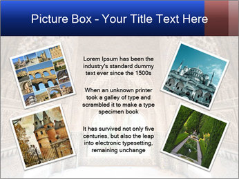 Patio of the lions room PowerPoint Templates - Slide 24
